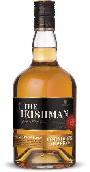 "The Irishman ""Founder's Reserve"" Irish Whiskey"