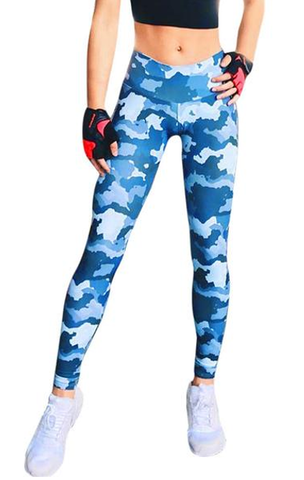 Legging Blue Army - Uenzé