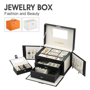 Luxury Jewelry Box Organizer