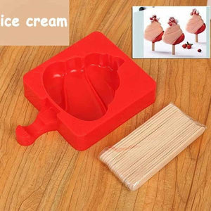 Ice Cream Silicone Mold