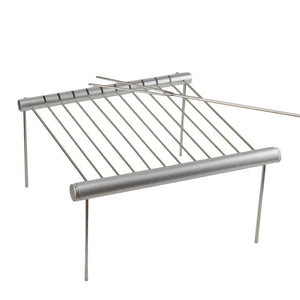 Portable Stainless Steel BBQ