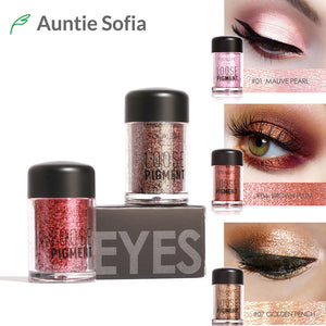 12 Colors Glitter Eye