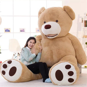 Giant 6.5 Foot Teddy Bear (2 Meters/78 inches)