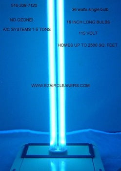 BE36 36 watt Single UV