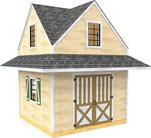 Vivian Shed Plan (2‑Sizes)