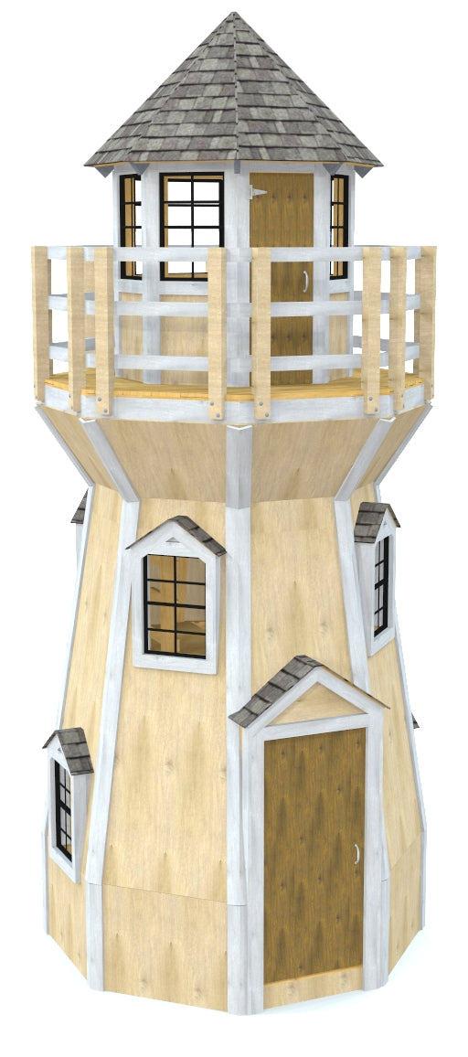 Lighthouse Shed Plan