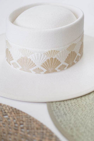 Callie Panama Hat