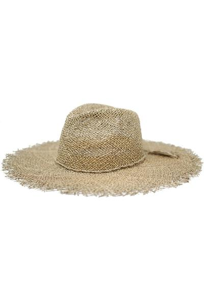 Aruba Fray Straw Hat