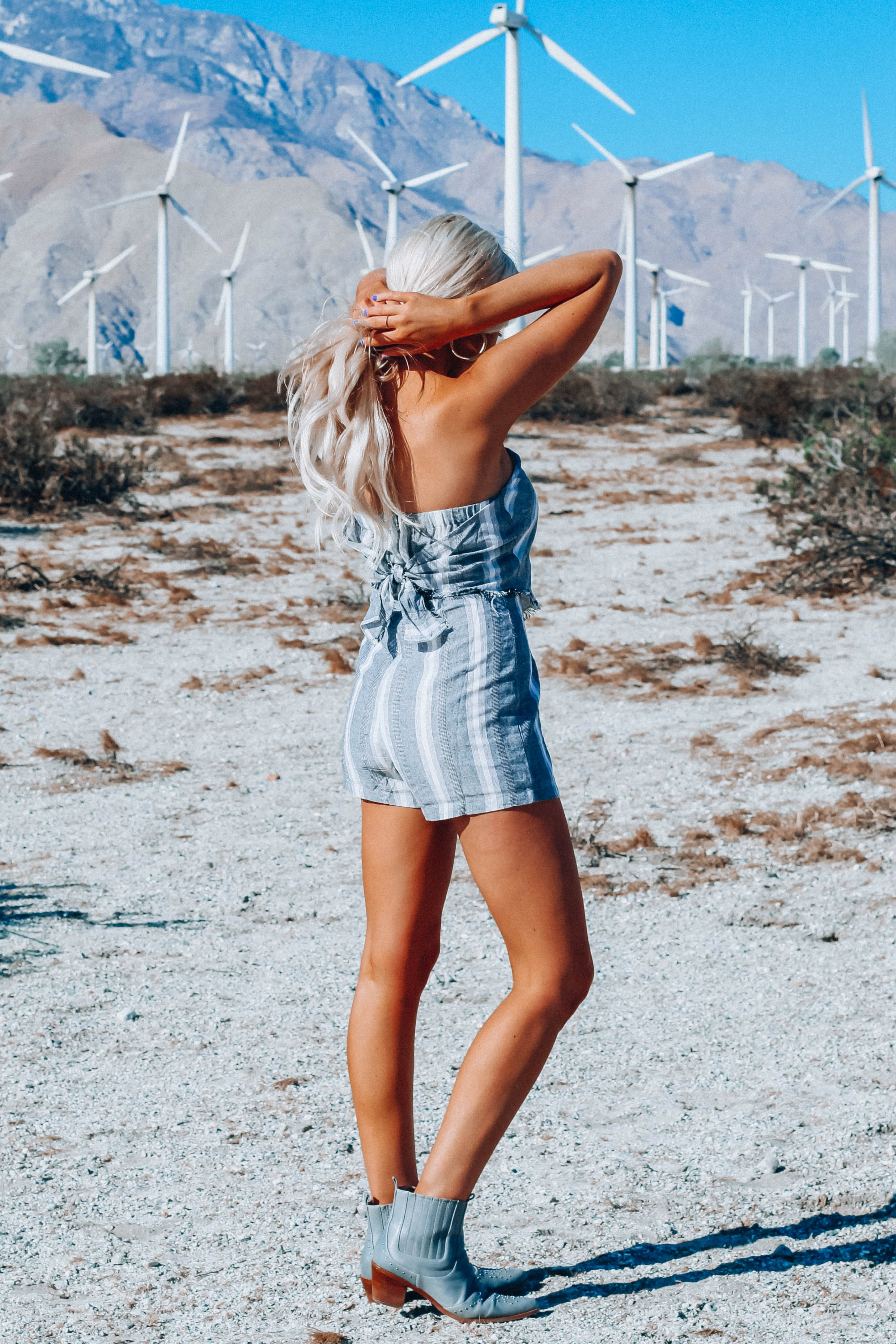 Go West Romper