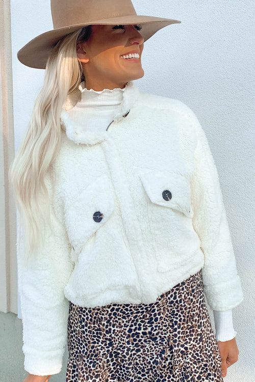 Ella Teddy Jacket