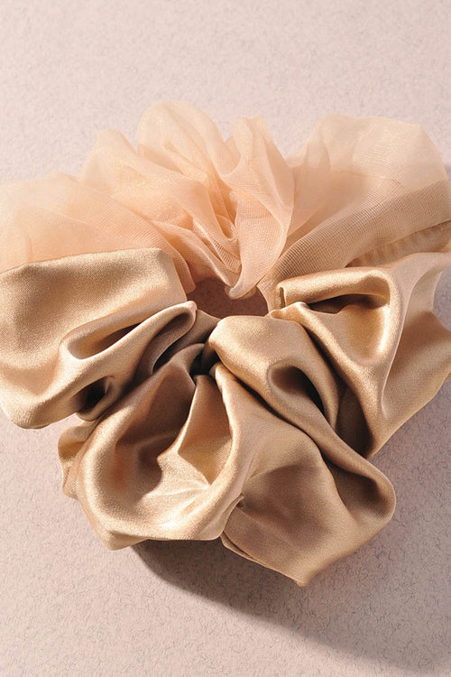 Super Scrunchie - Gold