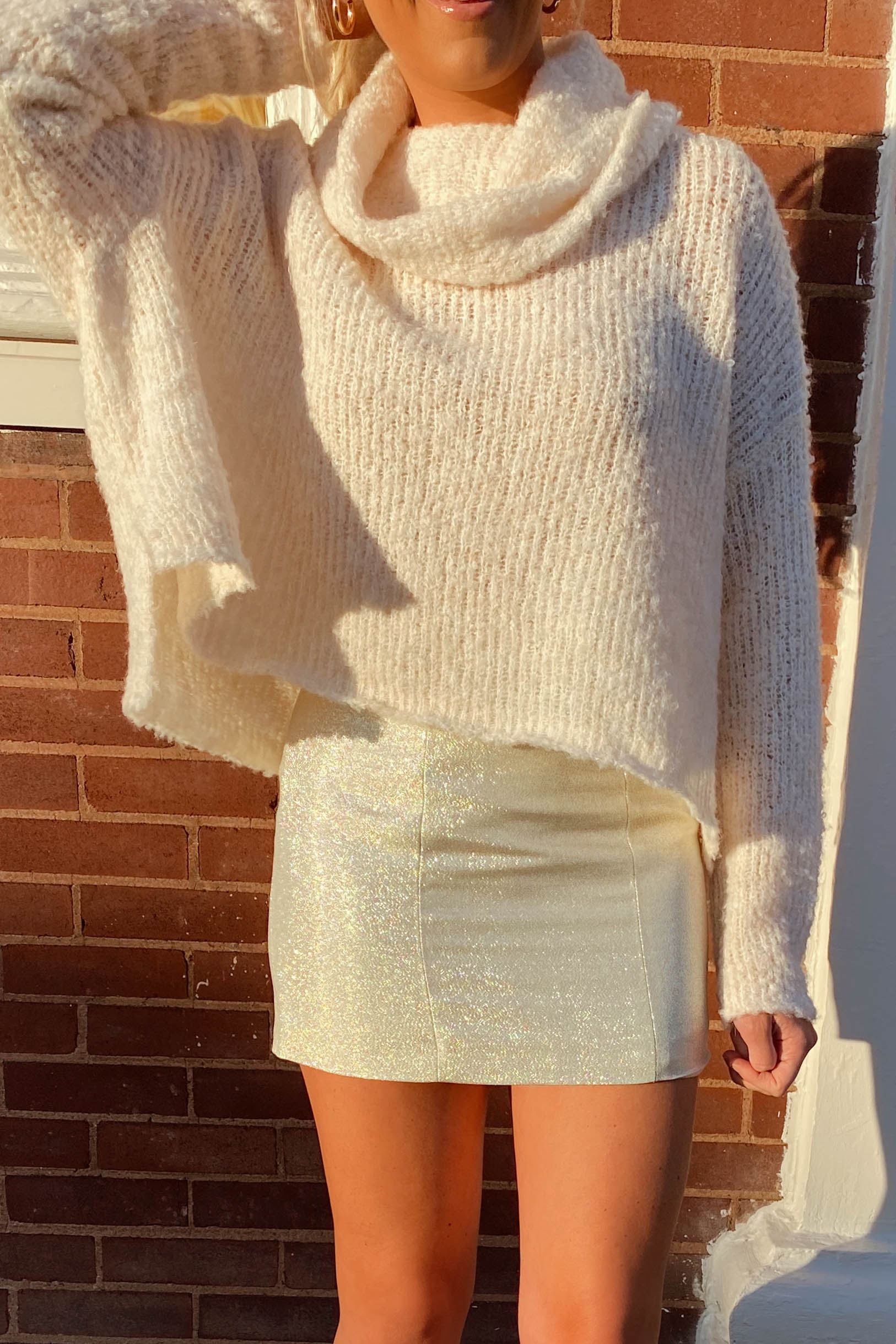 Golden Girl Skirt