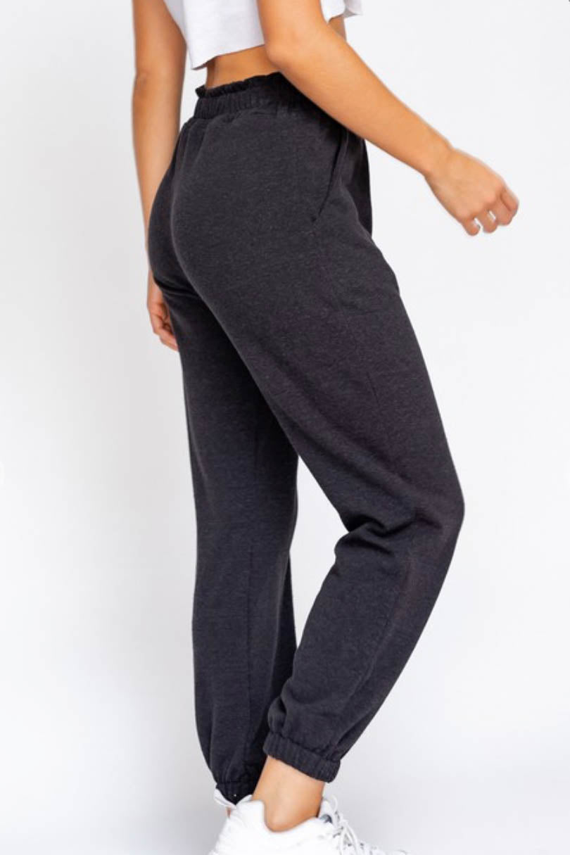 Charcoal Go With It Pocket Joggers
