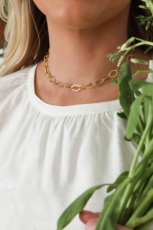 Eloise Short Necklace