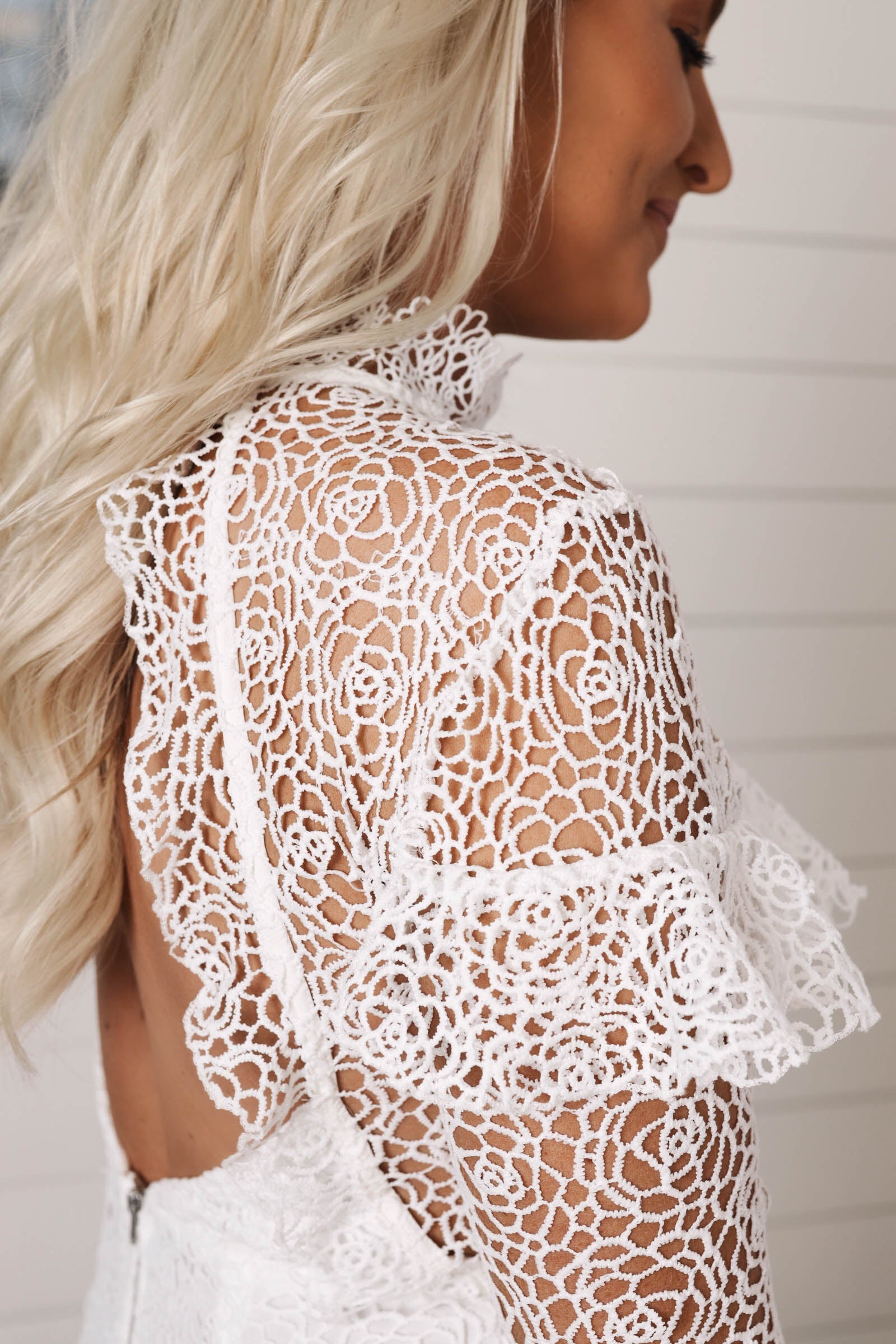 Lucky Lace Dress