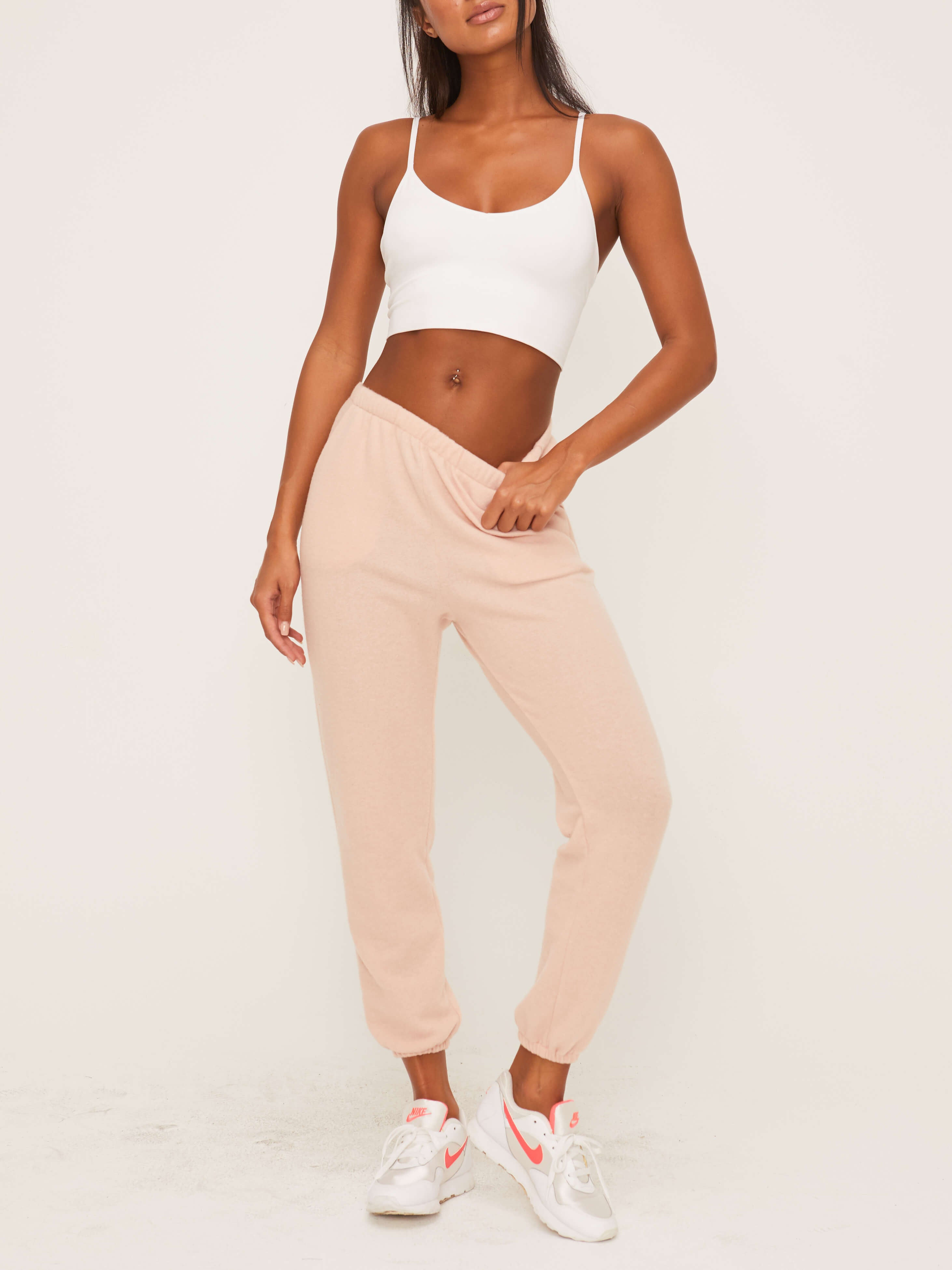 Rose Dream Pocket Joggers