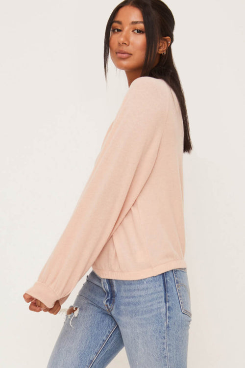 Rose Dream Pullover