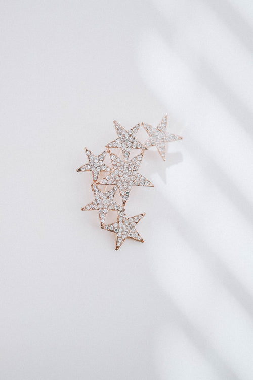 Star Cluster Pin