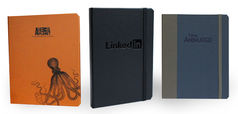 LinkedIn, Disney, and Animal Planet Custom Cases