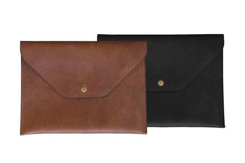 Leather Tablet Portfolio