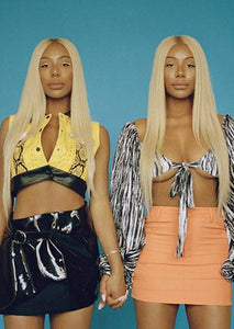 ICETEES X CLERMONT TWINS