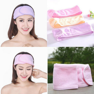 Soft & Elastic Headbands