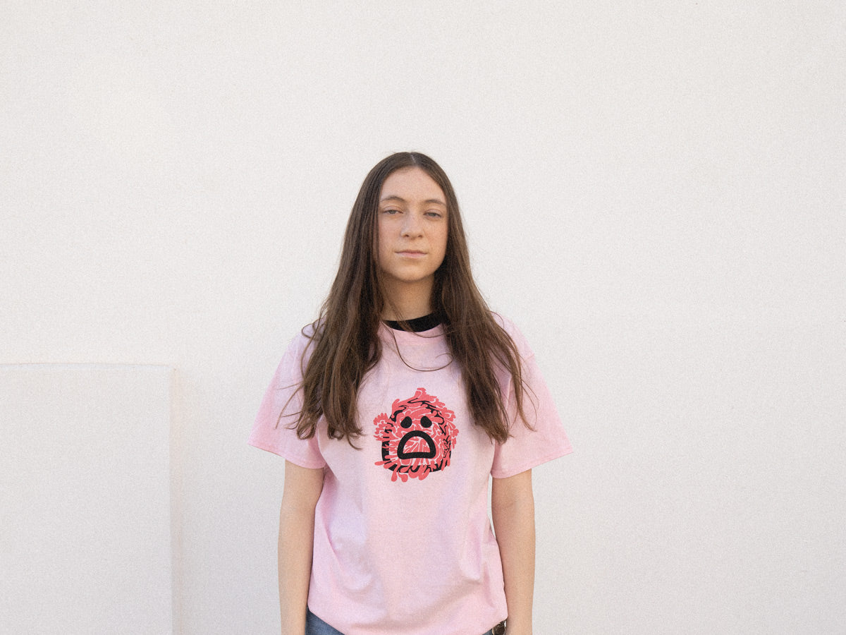 Willy's Spirits Tee - Rose