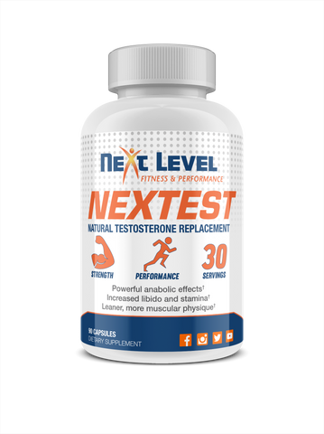 NexTest Natural Testosterone Booster