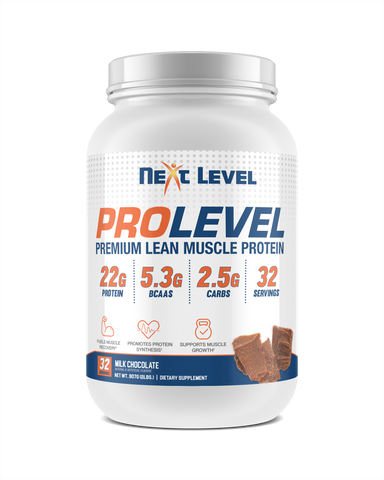 PROLEVEL Milk Chocolate Protein 2 lb.