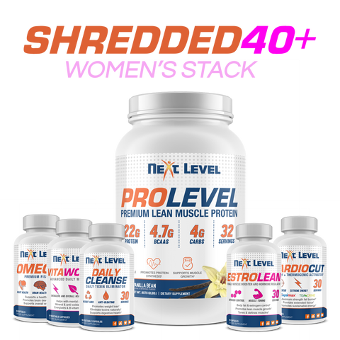Women's Shredded Over 40 Stack