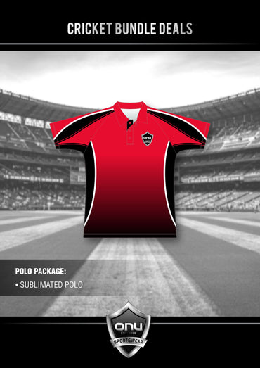 ONU CRICKET - PRO PLAYING POLOS