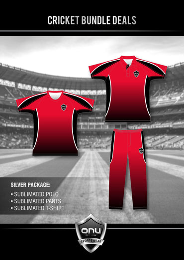 ONU CRICKET - SILVER PACKAGES