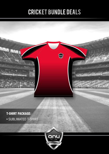ONU CRICKET - PRO TRAINING TEES