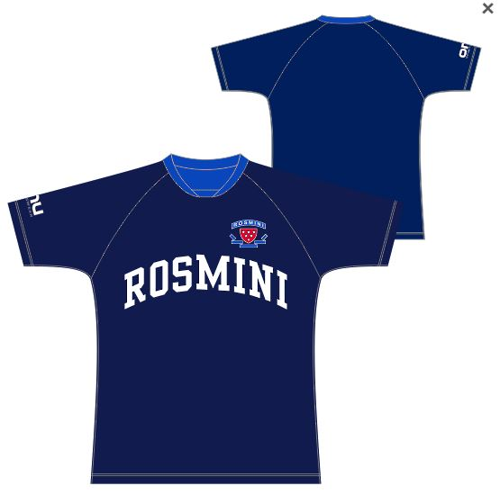 ROSMINI P.E REVERSIBLE TEE CURRAN HOUSE