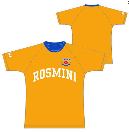 ROSMINI P.E REVERSIBLE TEE KELLY HOUSE