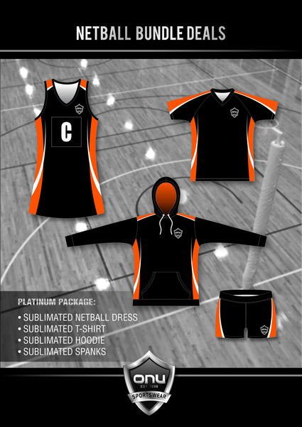 ONU NETBALL - PLATINUM PACKAGES