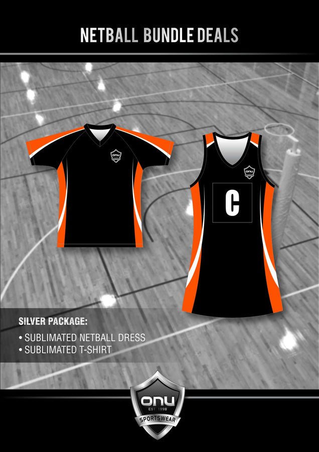 ONU NETBALL - SILVER PACKAGES