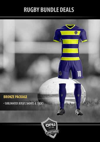 ONU RUGBY - BRONZE PACKAGES