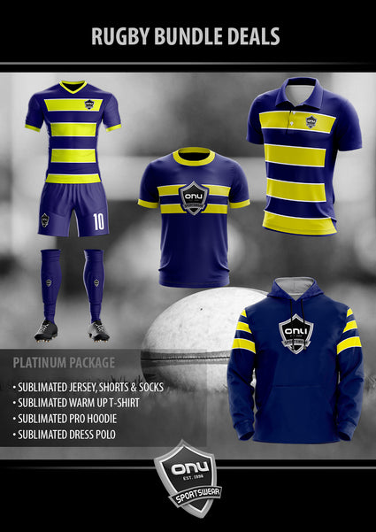 ONU RUGBY - PLATINUM PACKAGES