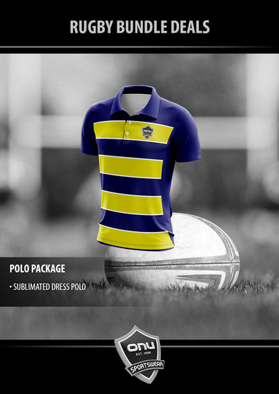 ONU RUGBY - PRO POLO