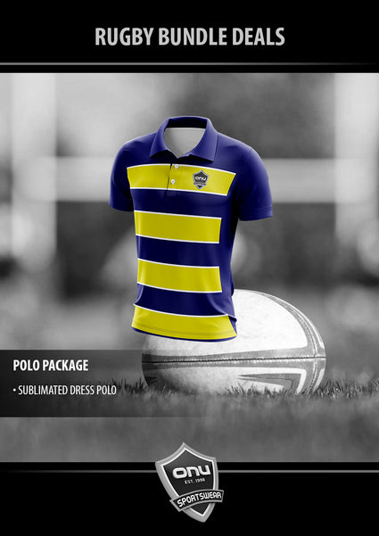 ONU RUGBY - PRO POLOS