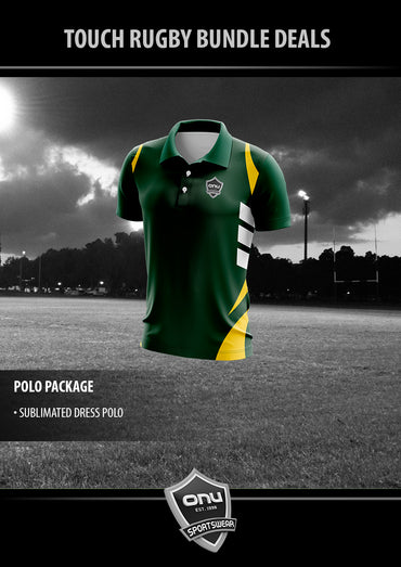 ONU TOUCH - PRO POLO PACKAGE