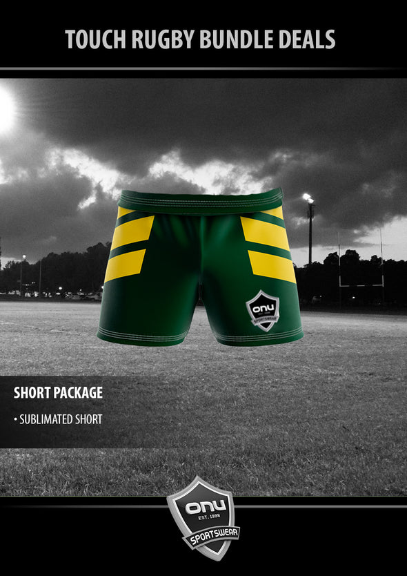 ONU TOUCH - PLAYING SHORTS PACKAGE