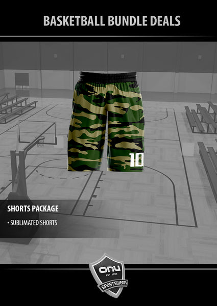 ONU BASKETBALL - SHORTS PACKAGE