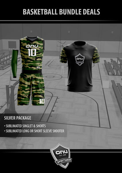 ONU BASKETBALL - SILVER PACKAGES