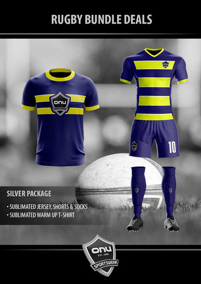 ONU RUGBY - SILVER PACKAGE