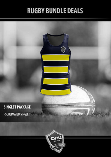 ONU RUGBY - PRO TRAINING SINGLET