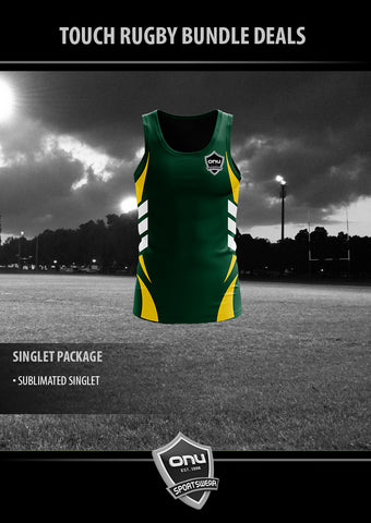 ONU TOUCH - PLAYING SINGLETS PACKAGE