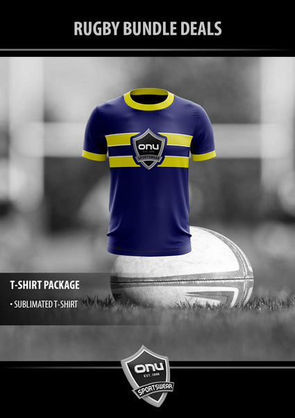 ONU RUGBY - PRO TRAINING TEE
