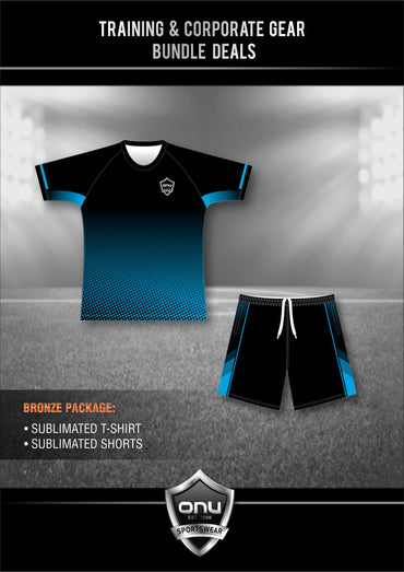 ONU TRAINING GEAR - BRONZE PACKAGES